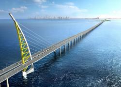 Le Koweït inaugure l'un des ponts maritimes les plus longs au monde