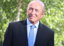 Gérard Collomb mise sur le végétal à Lyon
