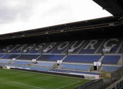 Strasbourg lance la rénovation du stade de la Meinau