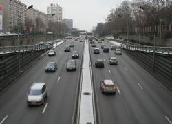 Hidalgo favorable au 50km/h sur le périphérique parisien