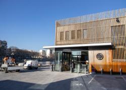 Point.P inaugure une agence modèle en bord de Seine à Paris