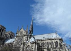 L'architecte chargé de Notre-Dame appelle à refaire la flèche