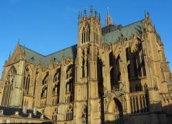Une année de festivités pour les 800 ans de la cathédrale de Metz