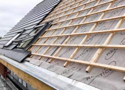 Le polyuréthane, le matériau d'avenir pour isoler les toits ?