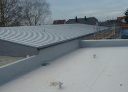 DTU 43.1 – Étanchéité des toitures avec éléments porteurs en climat de plaine