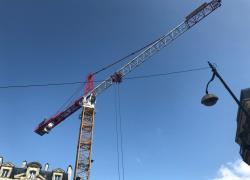 Les permis de construire des logements rebondissent en mai