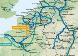 L'Union européenne adoube le canal Seine-Nord