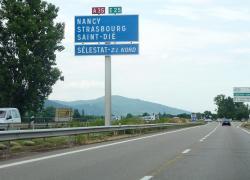 Strasbourg veut transformer son autoroute en
