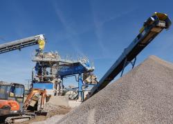 Une résidence exemplaire utilise 80 tonnes de béton recyclé