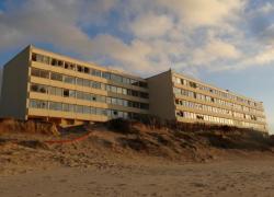 A Soulac, l'immeuble