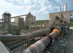 La cimenterie Ciment Calcia d'Airvault fête ses 100 ans