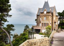 Rénovation d'une villa bretonne ancienne attaquée par le mérule