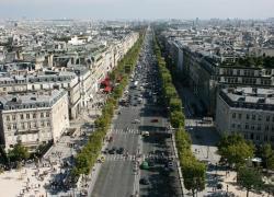 Groupama vend un immeuble des Champs-Elysées à un prix record