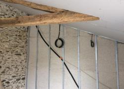 Une enquête sur le marché des isolants pour murs, toitures et planchers