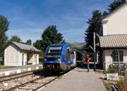La réhabilitation de la ligne ferroviaire Grenoble-Gap actée