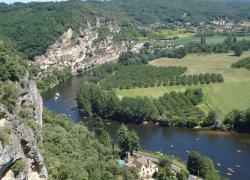 La justice réexamine le contournement controversé de Beynac en Dordogne