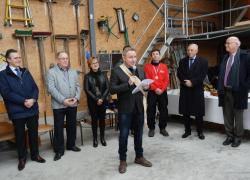 Jean-Yves Nicolas : un couvreur d'exception fête les 25 ans de son entreprise