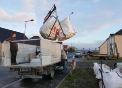 Comment enlever les déchets de chantier de construction des maisons neuves ?