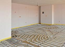 DTU 65.7 : planchers chauffants par câbles électriques enrobés dans le béton