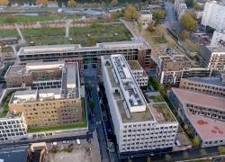 L'inauguration du nouveau siège de la Région Ile-de-France reporté