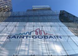Saint-Gobain devient un acteur majeur sur le marché de la plaque de plâtre