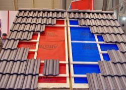 Toutes les techniques d'étanchéité à l'air et à l'eau à Dach+Holz