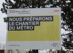 Eiffage et Vinci gagnent un contrat sur le futur métro du Grand Paris