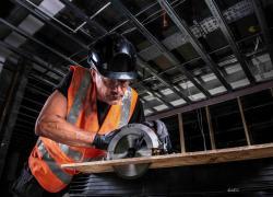 Outillage pour le chantier : une exigence de simplicité et de rendement