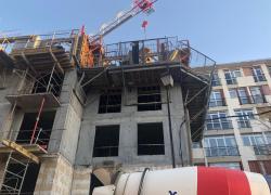 La construction de logements s'améliore en janvier