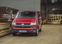 VW Transporter T6.1 : une belle remise à niveau