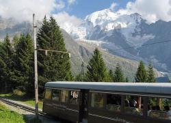 Cure de jouvence pour le Tramway du Mont Blanc centenaire