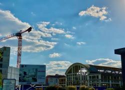 La construction en bonne santé... juste avant la crise du Covid-19