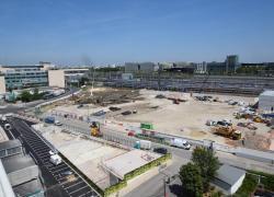 Grand Paris: le belge Besix aménagera l'une des principales gares