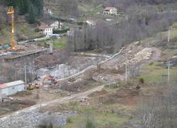 La gendarmerie met fin à l'occupation du chantier d'une église controversée