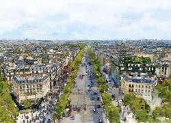 Champs-Elysées: