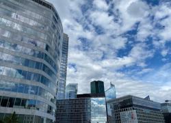 Le marché français des bureaux en chute sans précédent