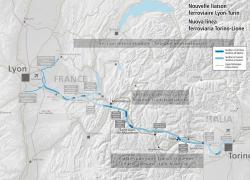 Tunnel Lyon-Turin: 4 puits à 220 Millions d'euros pour le groupement Vinci