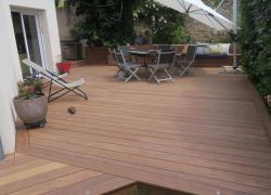 Terrasse bois : la profession veut promouvoir la qualité et baisser la sinistralité