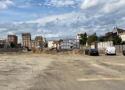 Logements : les permis de construire toujours en forte chute