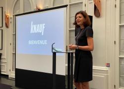 Plaques de plâtre : Knauf France construit une usine à Fos-sur-Mer