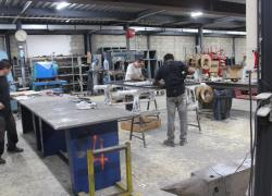 Une étude sur les conditions de travail des serruriers métalliers en atelier