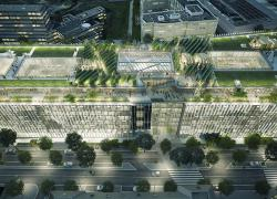La foncière URW vend un immeuble de bureaux pour 620 millions d'euros