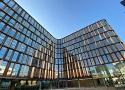 Immeuble Curve : Saint-Denis bientôt capitale francilienne de la construction bois