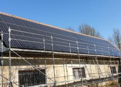 Le marché des toitures photovoltaïques agricoles progresse fortement