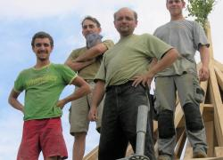 Stéphane Leroux, un charpentier spécialisé dans le Patrimoine récompensé