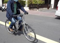 Des pistes cyclables à Levallois-Perret,