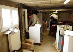 Le coût moyen du chauffage en maison individuelle existante atteint 1 684 € TTC en 2020