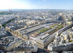 Le nouveau visage de la Gare du Nord se précise