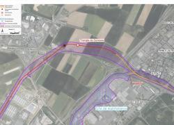 ZAD du Triangle de Gonesse: les travaux ne concernent pas la gare