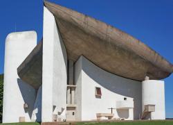 La chapelle de Ronchamp (Le Corbusier) va être restaurée